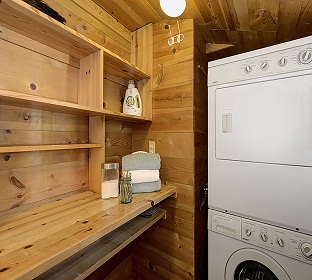 laundry room houseboat