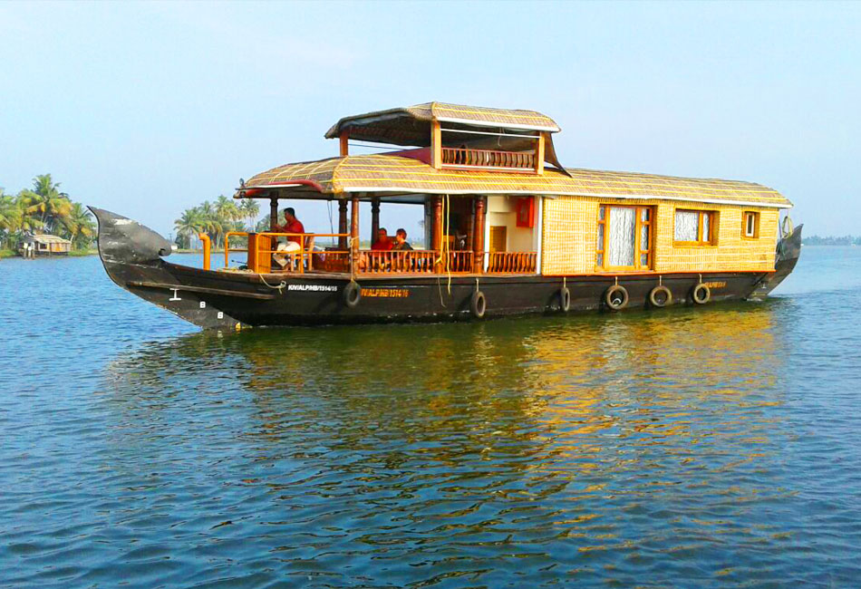 alleppey boathouse packages