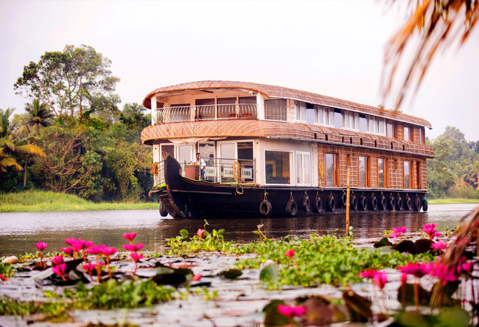 day cruise premium houseboat package